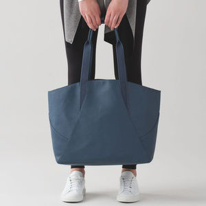 Lululemon All Day Tote Astro Blue
